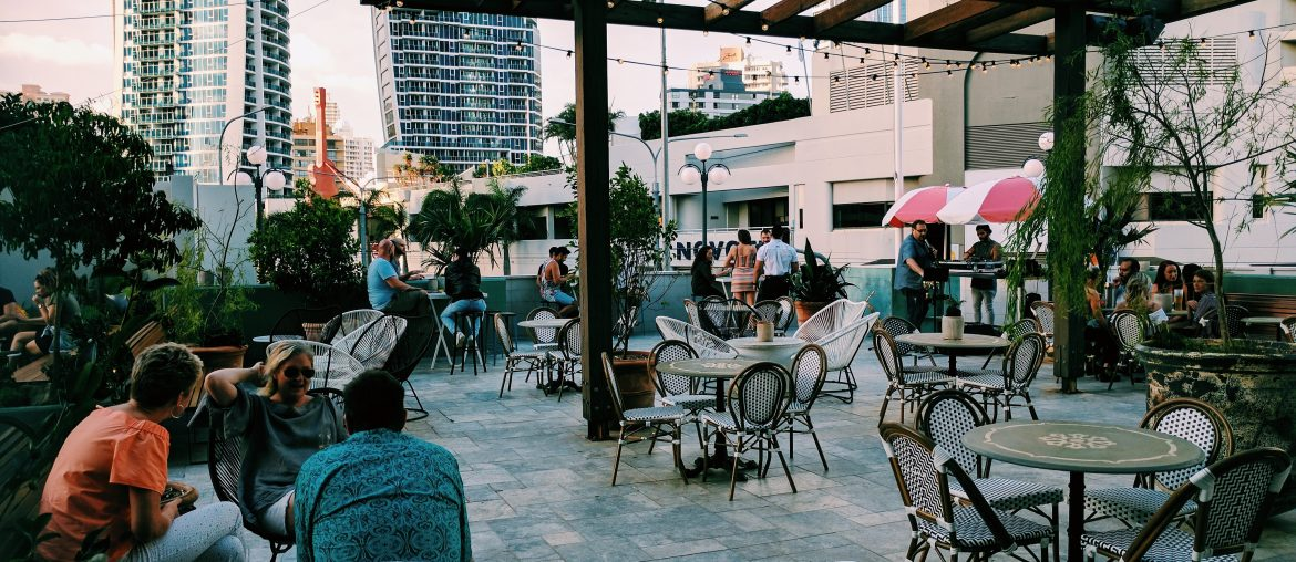 The best of the Gold Coast: a thriving coffee culture meets epic national parks
